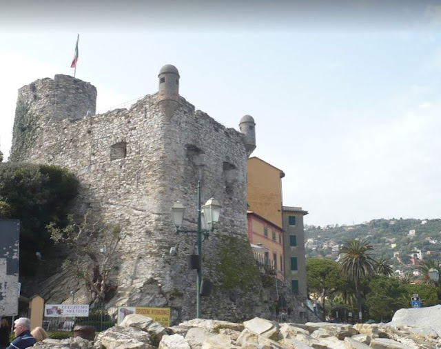 castello di santa margherita ligure