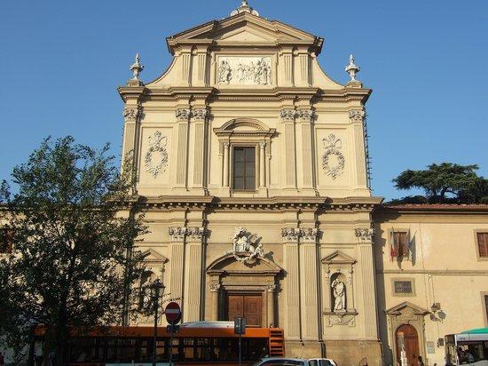 Fachada do Museu San Marco em Florença
