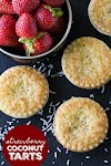 Strawberry Coconut Tarts - Top Recipes On The Internet