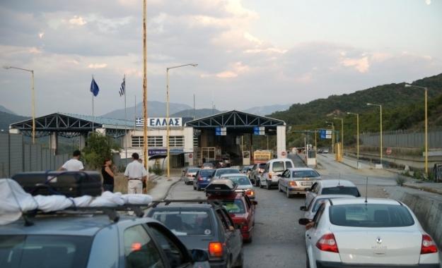 """Διαμαρτύρονται οι Αλβανοί για """"σφίξιμο"""" ελέγχων στην Κακκαβιά"""