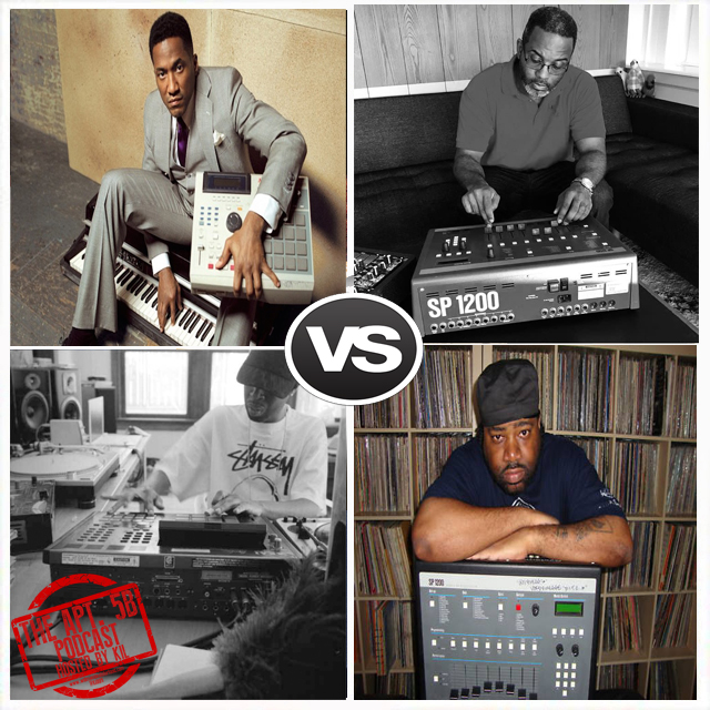 Apt. 5B Podcast Hosted by Kil: Who's The Dopest Producer On The Mic?