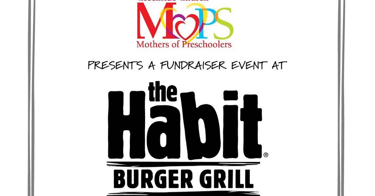MOPS at Creekside: Restaurant Fundraiser at The Habit