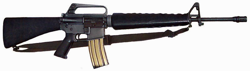 Vietnam Issue M-16