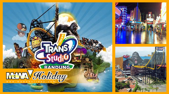 Tiket Trans Studio Bandung Murah