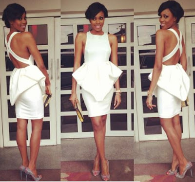 yvonne nelson awarded hottest actress in nollywood