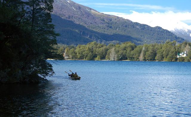 Parque Nacional Nahuel Huapi em Bariloche na Argentina