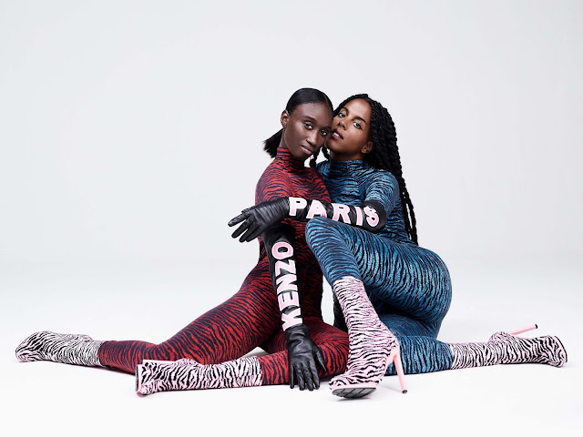 First Look at H&M x Kenzo Collection!