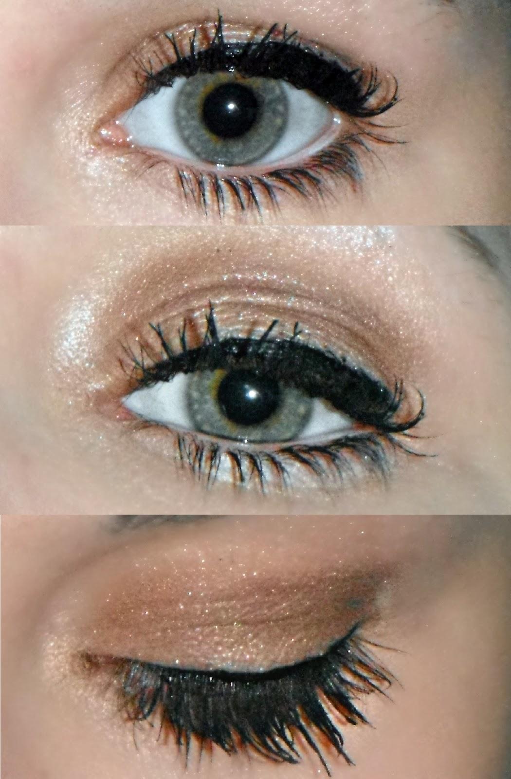 Naked Eyes Neutral Eyeshadow Guide: Bamboozle Beauty Blog: Everyday Eye Make Up