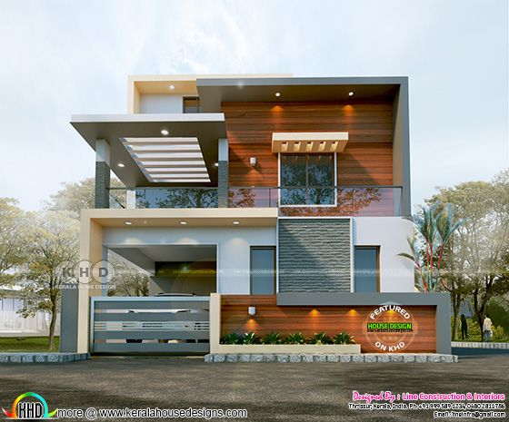 Contemporary home design 01