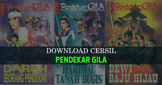 Download Cerita Silat Pendekar Gila Free