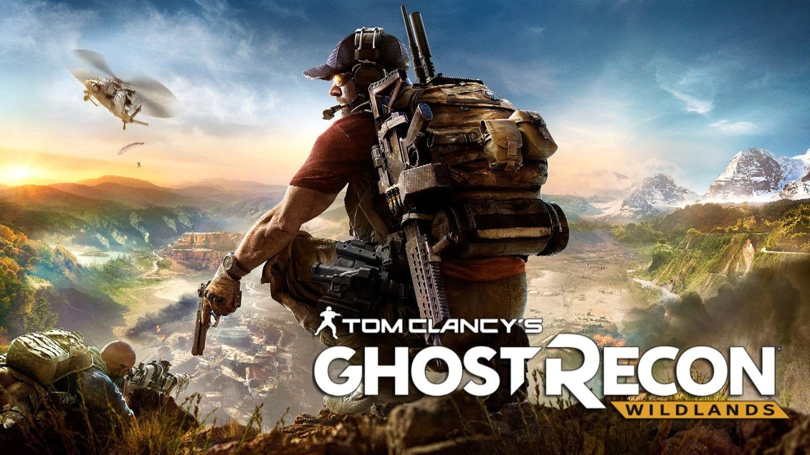 An 225 Lise Tom Clancy S Ghost Recon Wildlands Multi