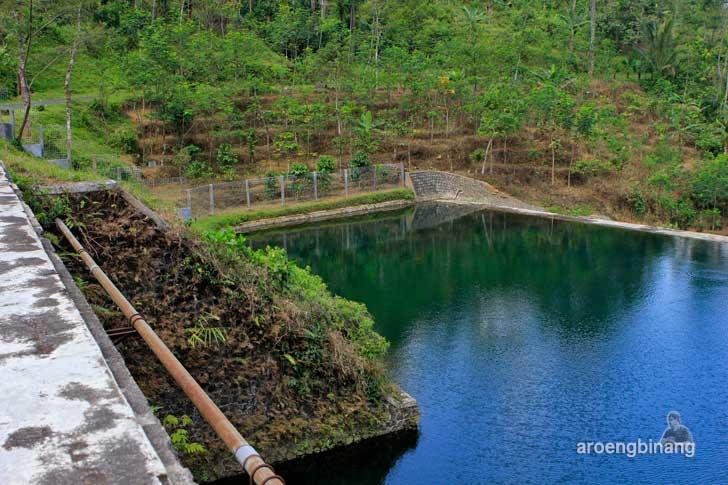 [CoC Regional: Lokasi Wisata] Dam Warisan Jepang Kalipagu Baturraden Banyumas