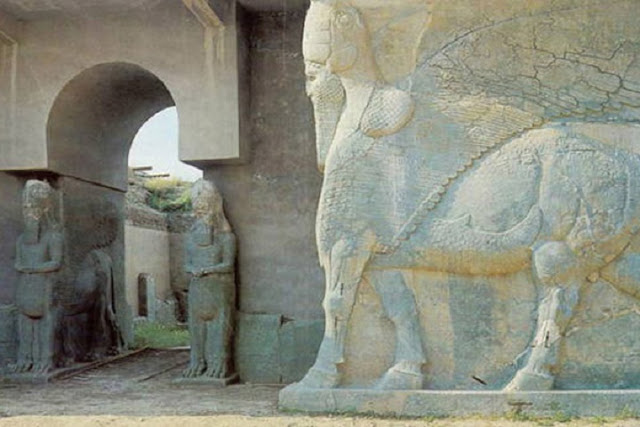 UNESCO sends mission to assess extent of damage at Nimrud archaeological site in Iraq