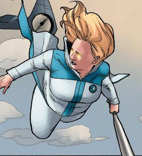 Finalmente la prima supereroina oversize