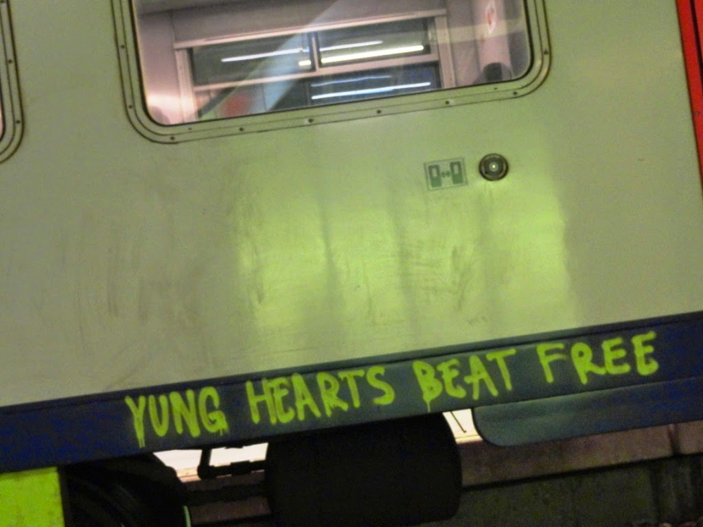 young hearts beat free