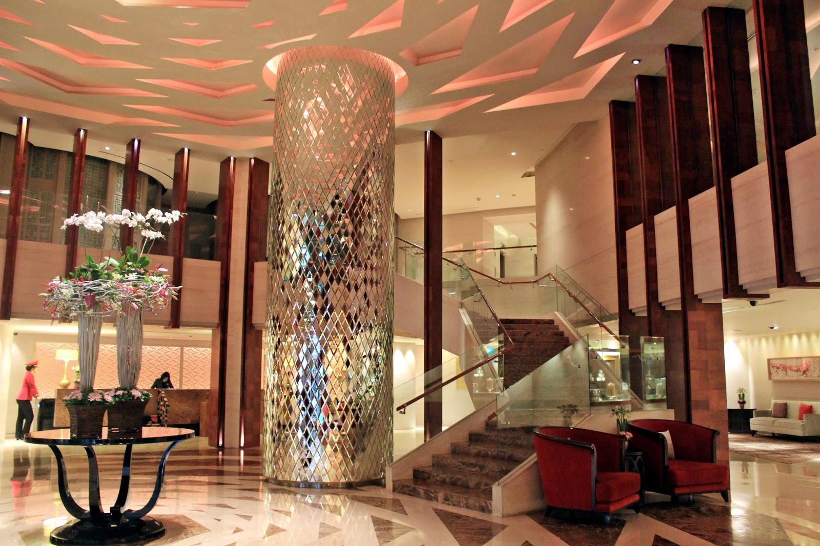 hotel with living room create your own online free [hotel review] mandarin oriental jakarta, premier king