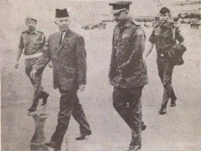 Pierre Tendean dan Jenderal Nasution