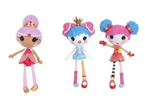 Get Creative With The Lalaloopsy Workshop Dolls