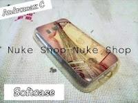 Hasil Jadi Cetak Soft case Handphone Andromax C