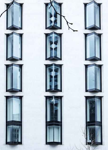 Bit of modern architecture