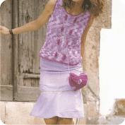 Blusa y bolso a Crochet