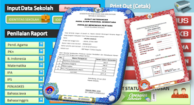 Download Aplikasi SKHU Format baru 2018
