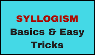 Syllogism basics and syllogism questions and answers