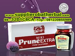 Miki prune Extract