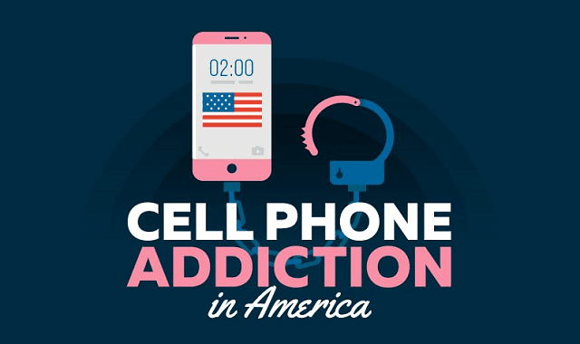 Cell Phone Addiction in America