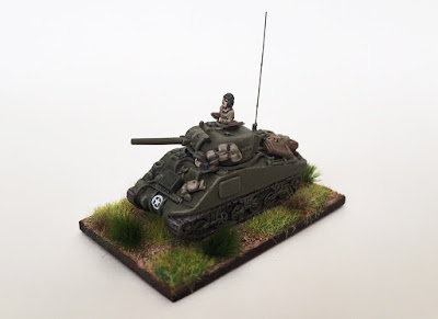 1st place: Sherman, by BH62 - wins £20 Pendraken credit, and a copy of the new Blitzkrieg Commander ruleset!