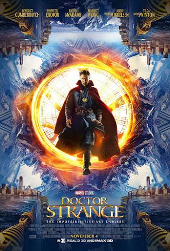 Doctor Strange (Web-DL 720p Ingles Subtitulada) (2016)