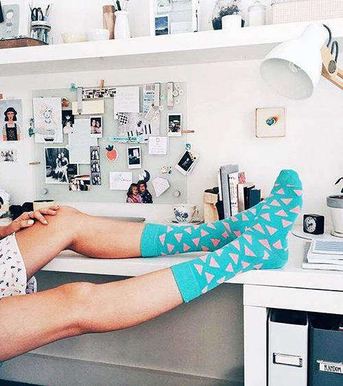 Happy Socks calcetines para el verano