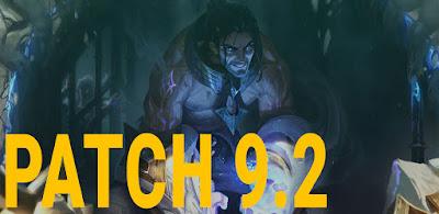 league of legends patch 9.2 download