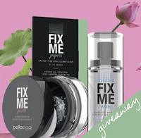 Logo Vinci gratis i kit con prodotti Fix Me (Spray make up, polvere fissativa e salviettine)