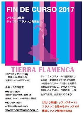 Fin de cruso de Tierra Flamenca 2017