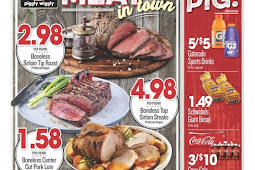 Piggly Wiggly Weekly Ad April 18 - 24, 2018