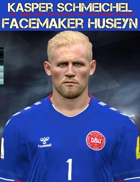 Kasper Schmeichel New Face PES 2017