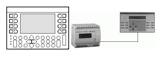 mitsubishi diagrama de cableado de la pc