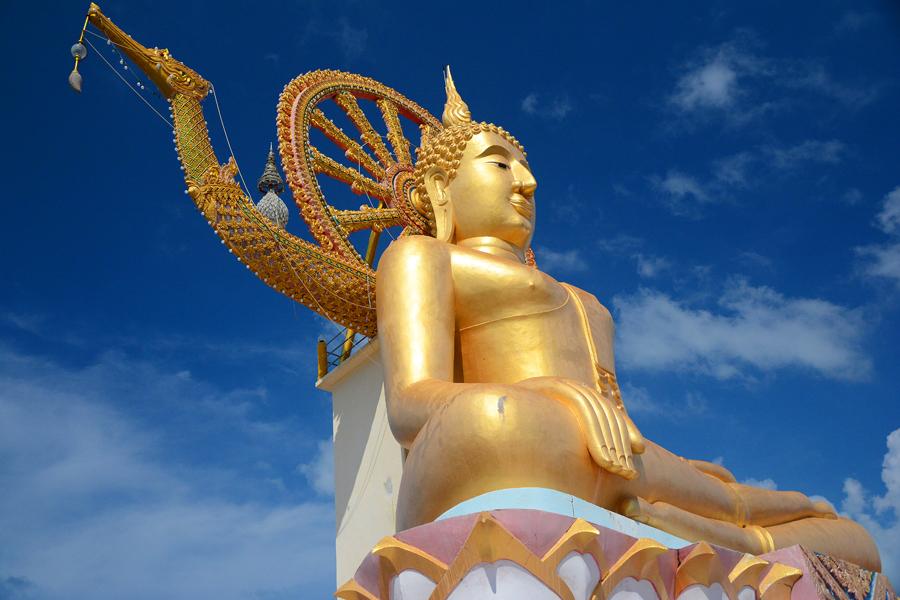 ko samui tajlandia big budda