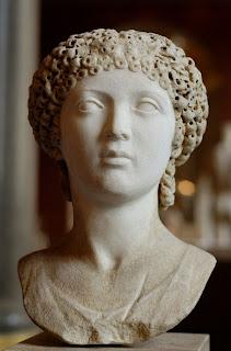 Poppea Sabina, esposa de Nerón - s. 30 - 65 d.C (4)