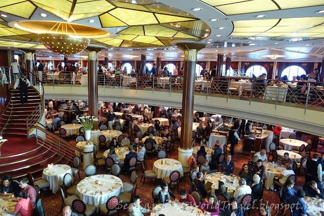 Celebrity Infinity 郵輪, 餐廳, Treliss Restaurant
