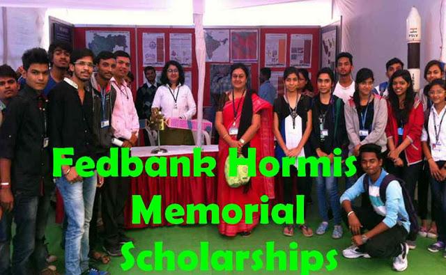 Fedbank Hormis Memorial Foundation Scholarships