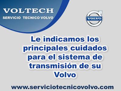 Taller Volvo - Mantenimiento Embrague