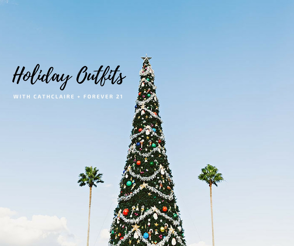 Fashionable Holiday Outfits with Forever 21
