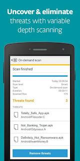 ESET Mobile Security & Antivirus Premium v4.1.61.0 APK + Key is Here !
