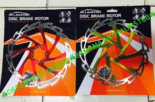 Rotor Disc Brake Alligator 203mm 8in