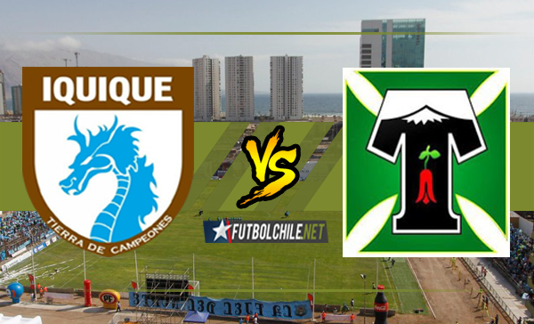 Deportes Iquique vs Deportes Temuco