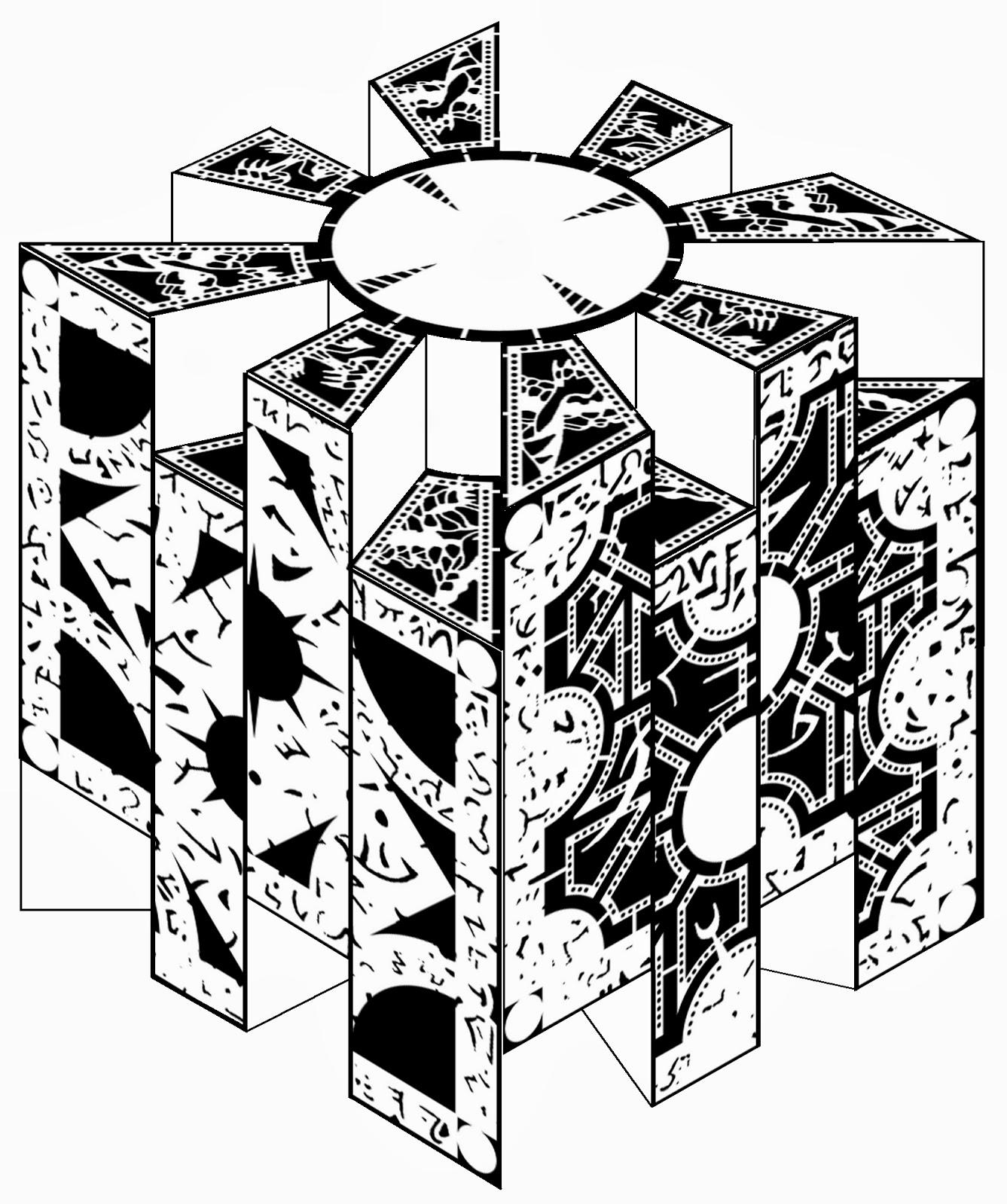 Propnomicon Hellraiser Puzzle Box Initial Movement