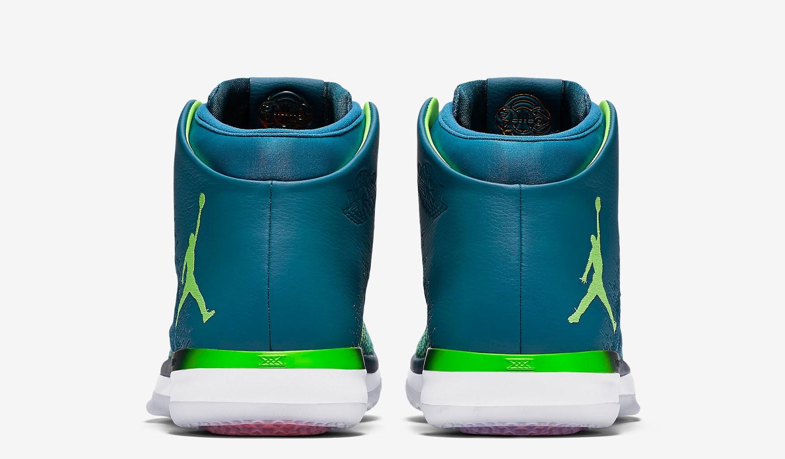 3440a94fab4476 ... where to buy ajordanxi your 1 source for sneaker release dates air  jordan xxxi rio green