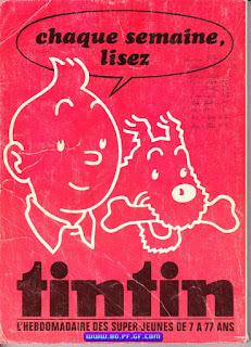 lisez un Tintin occaz, offrez vous pour les fêtes une BD